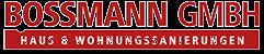Bossmann Herne-Bochum | Sanierung und Renovierung aus einer Hand Logo